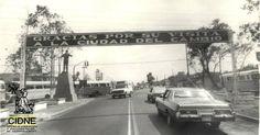 El cruce de las avenidas #AdolfoLopezMateos y #Texcoco, en los límites entre la…