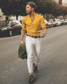 Fashion Mens Summer Button Casual Linen and Cotton Long Sleeve Top Blouse Stylish Mens Outfits, Business Casual Outfits, Formal Shirts For Men, Mens Casual Shirts, Formal Trousers For Men, Men Trousers, Formal Men Outfit, Formal Dresses For Men, Men Formal