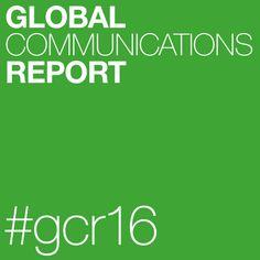 Global Communications Report 2016