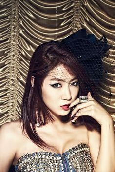 For KPOP stuff, visit the largest KPOP store in the world kpopcity.net !!! Soyu SISTAR Give it to Me Concept Photos