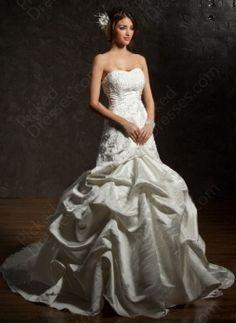 Mermaid/Trumpet Wedding Dresses, Wholesale Wedding Dresses at Pickeddresses.com