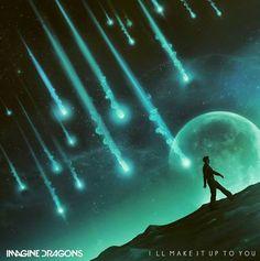 Luzvalle Dragon Origin, Imagine Dragons Lyrics, Cool Album Covers, Vision Quest, Dragon Artwork, Band Pictures, Retro Waves, White Dragon, Illustrations