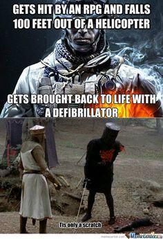 battlefield 3 memes | RMX] Battlefield 3 Logic - Meme Center