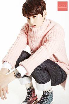 [11.01.2016] Astro official FanCafe - EunWoo