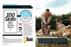 Top skills ... Popular Mechanics Magazine