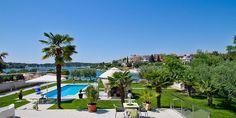 Urlaub 2016 in exklusiver Strandvilla mit Pool in Pula buchen - In Istrien