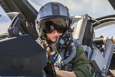 Female Pilot. From Instagram: fightersweep