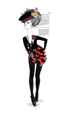 """""""p.s. I made this"""" by tabithasue ❤ liked on Polyvore featuring art and p.s. i made this"""