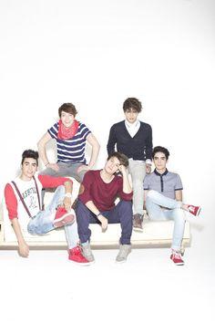 CD9 <3 Alan, Alonso, Bryan, Freddy, Jos