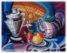 декоративный натюрморт в разных стилях: 14 тыс изображений найдено в Яндекс.Картинках