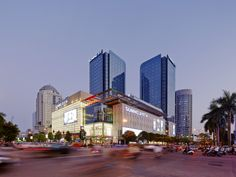 Shantou Suning Plaza by MG2 in Shantou, China