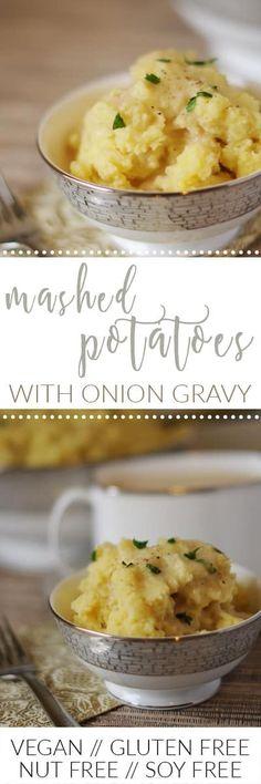 Classic mashed potat