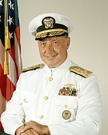 """ADM """"Ace"""" Lyons,  states, """"The Muslim Brotherhood has penetrated every level of the US government."""" Lyons is the Former Commander in Chief of the U.S. Pacific Fleet, the largest single military command in the world, May 11, 2013"""