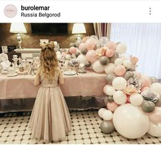 Balloons decor ideas