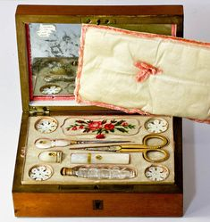 Palais Royal sewing box
