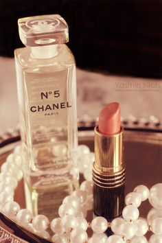 complimentaryfeeling:  Chanel by ~YasminNich
