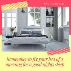 Bedroom advice #homesorted