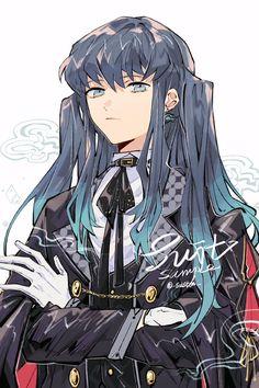 Manga Anime, Otaku Anime, Anime Guys, Demon Slayer, Slayer Anime, Anime Angel, Anime Demon, Gintama, Cute Anime Chibi