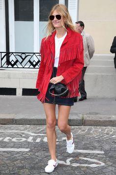 Constance Jablonski - Paris – September 29 2016