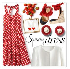 Sweet Spring Dresses by teoecar on Polyvore featuring polyvore fashion style Dsquared2 clothing