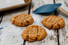 Alright guys, I've been holding out on you. I've long been in search of the best peanut butter cookie recipe and I think I've finally figured it out. I know it's a hefty claim, but everyone that ha...