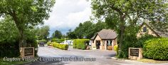 Cayton Village Camping, Caravan and Motorhome Club Site Next Holiday, North Yorkshire, Campsite, Gazebo, Entrance, This Is Us, England, Outdoor Structures, Camping