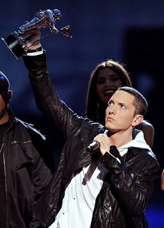 Eminem   Eminem Arraso en la Entrega de los People Choice Award - Taringa!