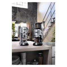 d6f7e47ab De'Longhi Dedica Deluxe Pump Espresso Machine - Stainless Steel (Silver)  EC685M