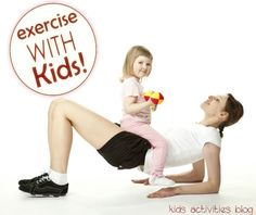 Exercise Solution: Working out with Baby {30 Day Shred}