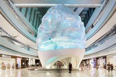Jingle Bao // IFC Mall Finnance St Central, Hong Kong // Client:  IFC Mall, Showcase Ltd // Architect: Elenberg Fraser