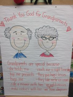 article on grandparents are our best friends