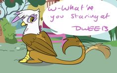 Shy Gilda by DizzyPacce on deviantART