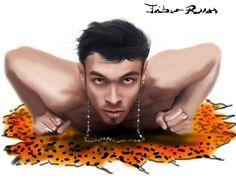 A arte de Fábio  Ramos  2014
