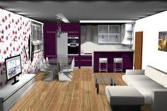 moderní kuchyně - Hledat Googlem Divider, Kitchen, Room, Furniture, Home Decor, Cuisine, Bedroom, Homemade Home Decor, Home Kitchens