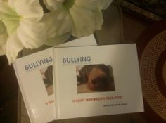 """NEW BOOK FOR CHILDREN, 'BULLYING IS RIGHT UNDERNEATH YOUR NOSE,"""" BY YOLANDA HINTON AT AMAZON.COM AND ITUNES.com"""