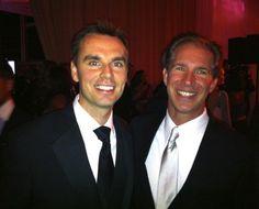 Brendon Burchard and David Jensen