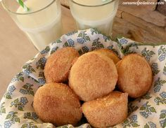 Cinnamon Sugar Donut Muffins-tastes just like homemade donuts!!!  And they are super quick.