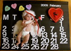 Baby's 1st year calendar
