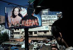 Alex Webb PARAGUAY. Ciudad del Este. 1998.