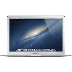"""Apple - MacBook Air - 13.3"""" Display - 4GB Memory - 128GB Flash Storage"""
