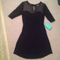 Victoria'S Secret Dark Blue Dress Xs
