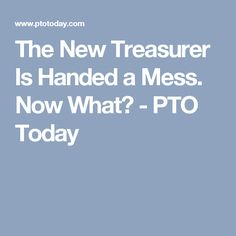 Job Description For Treasurer  Treasurer Help    Job