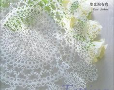 IRISH CROCHET LACE Japanese Craft Book by pomadour24 on Etsy