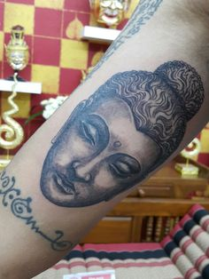 #Bangkok ink tattoo school Thailand done by Frans#