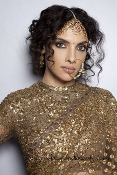 Makeup at Sabyasachi Couture 2013 #bollywoodmakeup #indianbridalmakeup