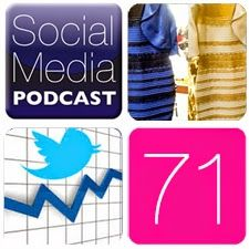 fatBuzz: Is it time to look at alternative platforms? And, that dress! All on Social Media Podcast 71 Platforms, Alternative, That Look, Social Media, Dress, Dresses, Vestidos, Social Networks, Gown