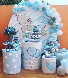 the little-known secrets to baby shower ideas for girls topics 2 - . - the little-known secrets to baby shower ideas for girl themes 2 – - Baby Shower Decorations For Boys, Birthday Party Decorations, Theme Parties, Birthday Parties, Baby Shower Cupcakes, Baby Shower Games, Imprimibles Baby Shower, Elephant Baby Shower Cake, Elephant Party