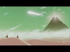 Journey - a very artistic game