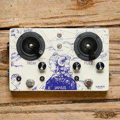 Walrus Audio Janus Tremolo & Fuzz (USED)