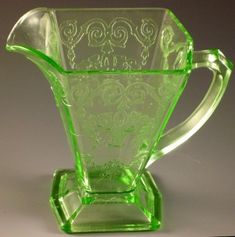 loraine depression glass - Google Search